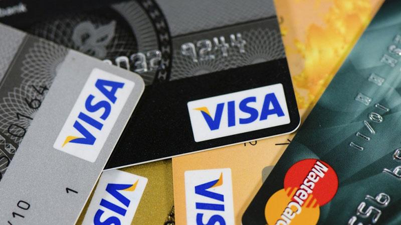 Thẻ visa, master card để chạy quảng cáo Facebook