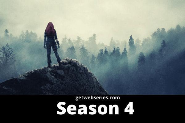 Index of The 100 Season 4
