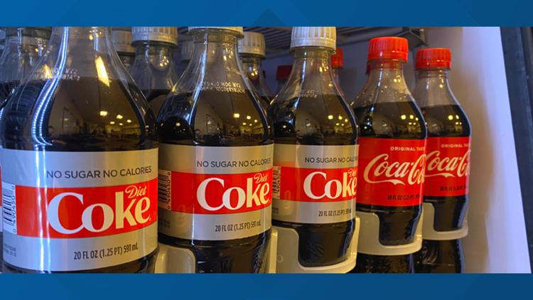 Nominate your boss to win free Diet Coke for a year | wfaa.com