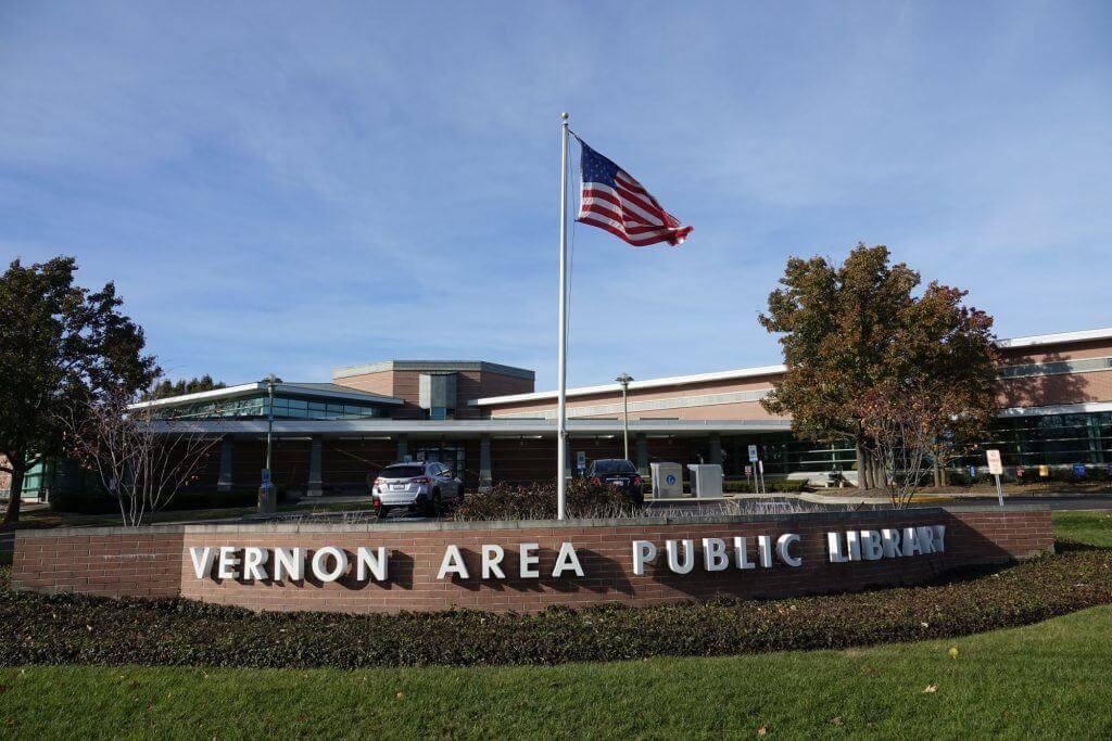Buffalo Grove Vernon Area Public Library