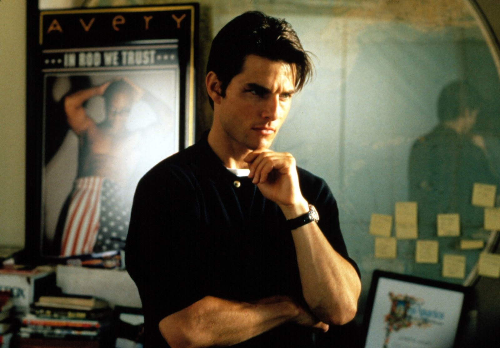 The Towering Narcissism of Jerry Maguire | The New Yorker