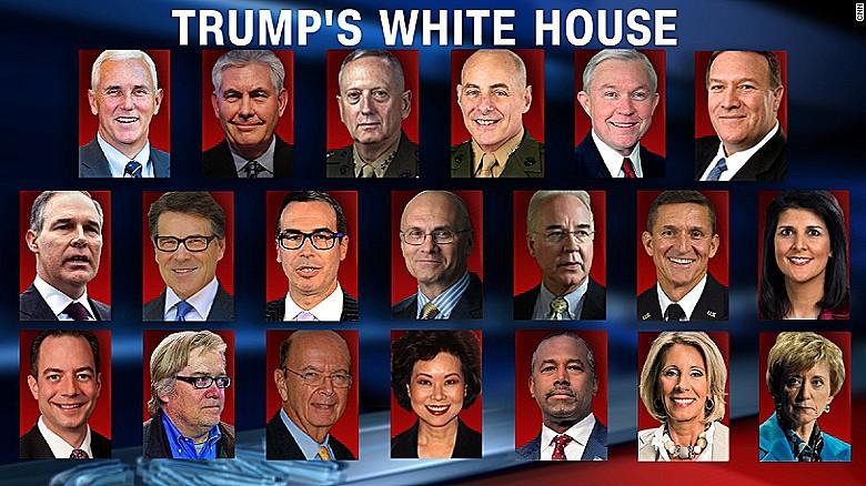The Billion Dollar Cabinet