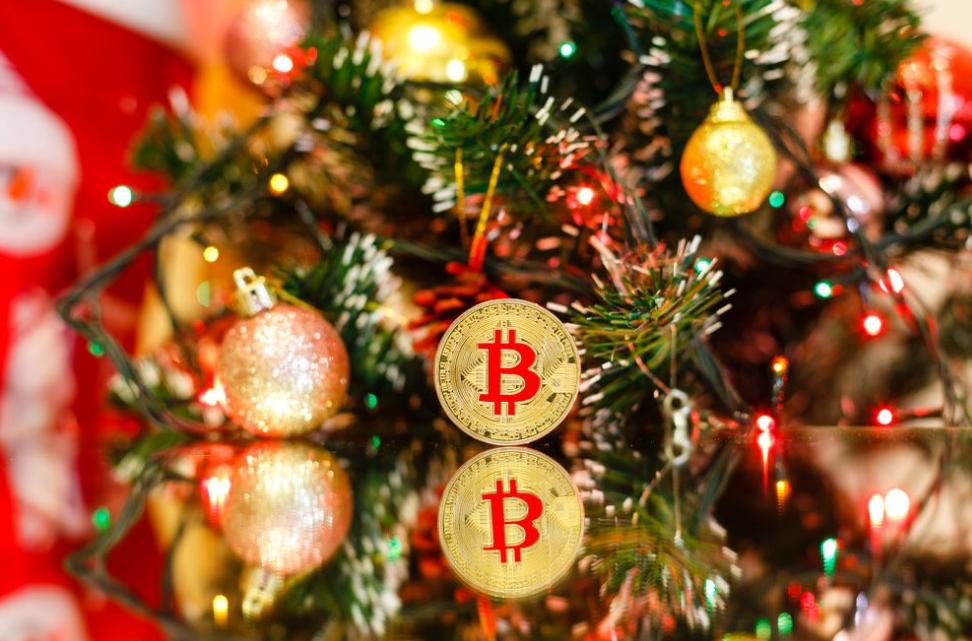 Navidad: Decorar un ambiente navideño enmarcado en Blockchain y criptomonedas no será una tarea difícil
