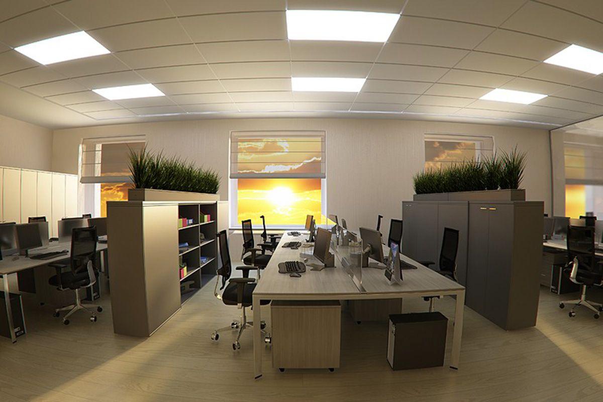 Thiết kế văn phòng theo xu hướng tối giản