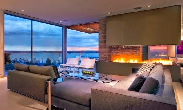 Dise o de interiores dise os salas de estar for Disenos de salas