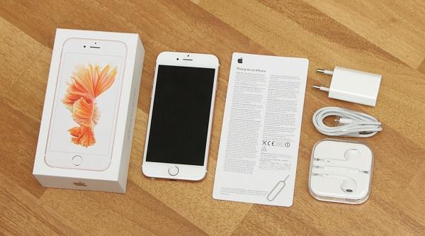 Điện thoại càng đầy đủ giấy tờ, phụ kiện thì được định giá càng cao