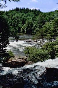 Chattooga River, Georgia