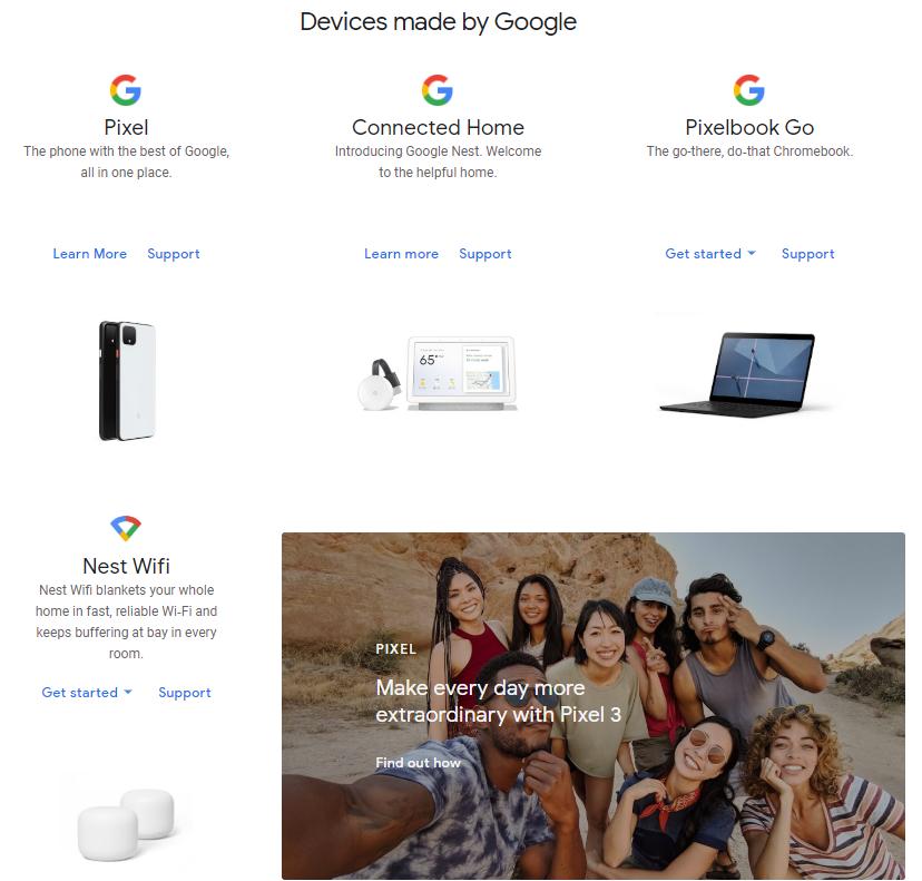 Google Hardware