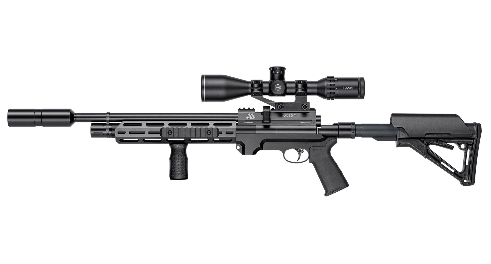 Air Arms S510T Tactical