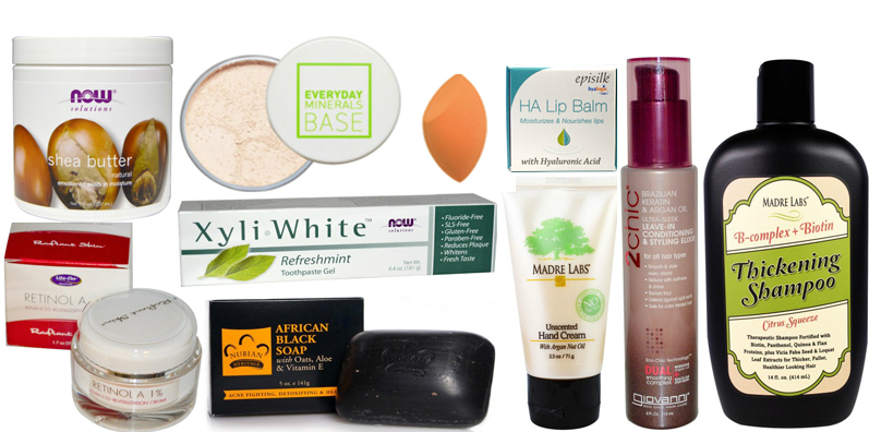beauty iherb must haves
