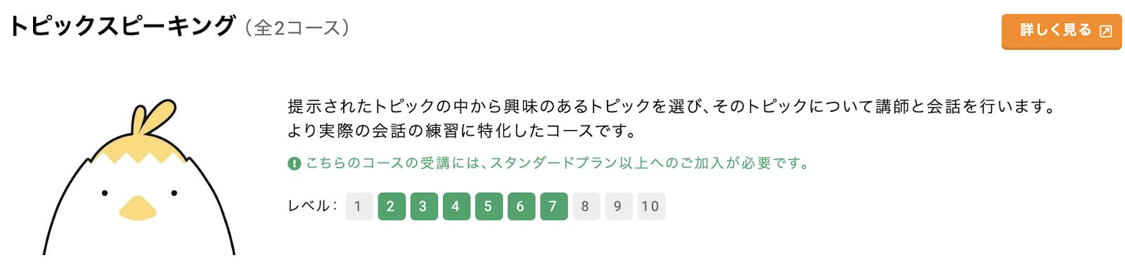 Kimini英会話 トピックスピーキング