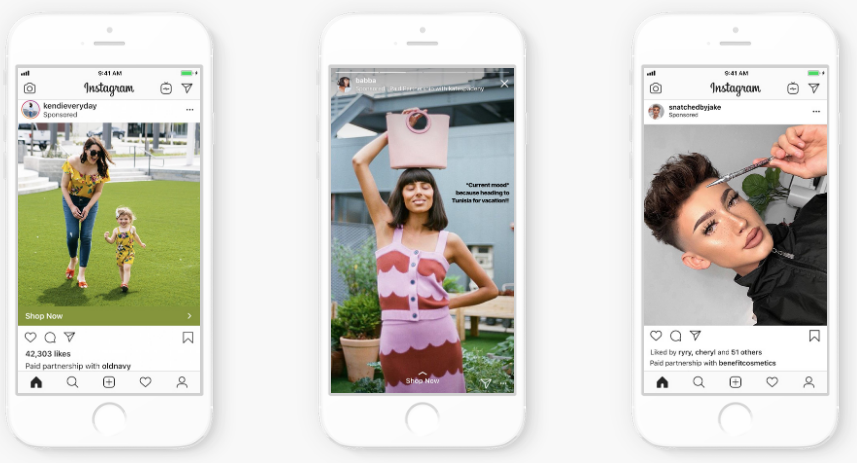 branded content instagram campaigns