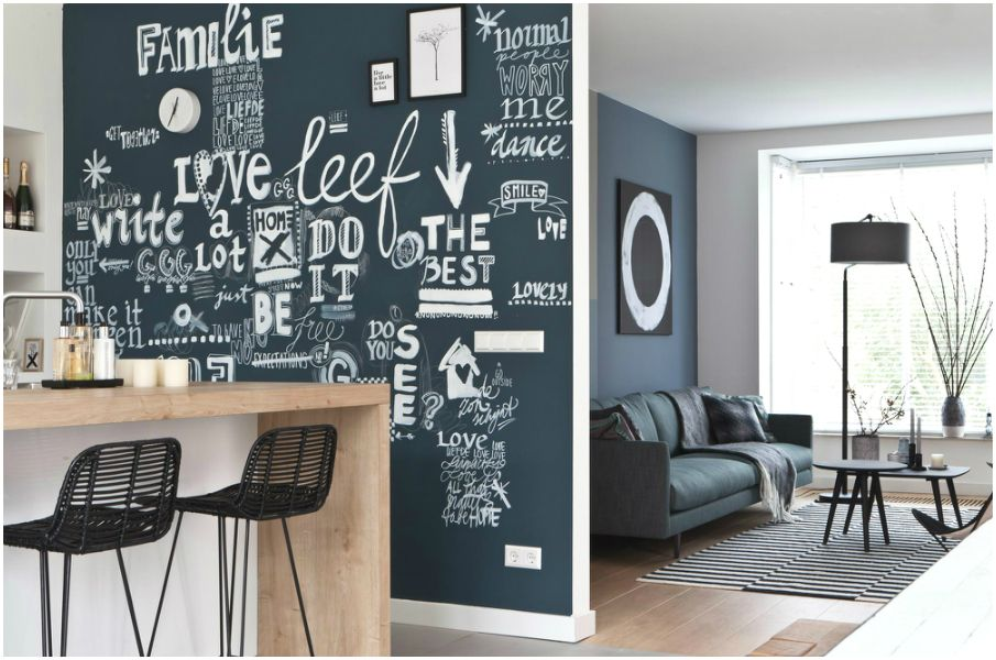10 идей необычного декора стен