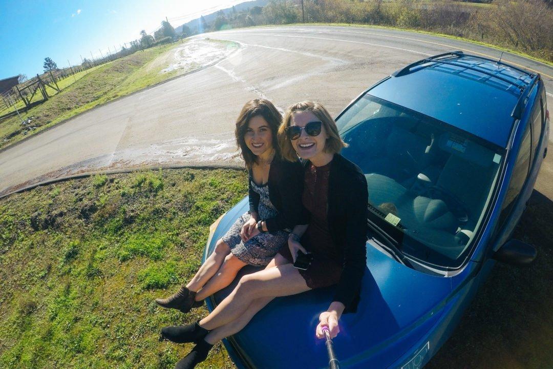 California Road Trip | Girls Mendocino Weekend - How to Get Around