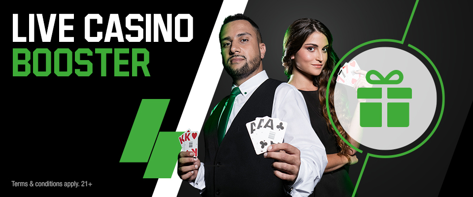 Unibet Casino New Jersey bonus
