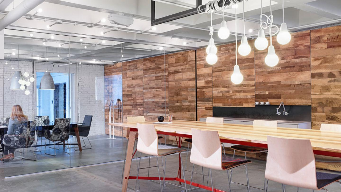 Modern Offices Interior Design