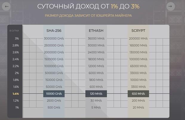 Обзор Mizes: насколько выгодны инвестиции в майнинг-компанию, отзывы о сотрудничестве