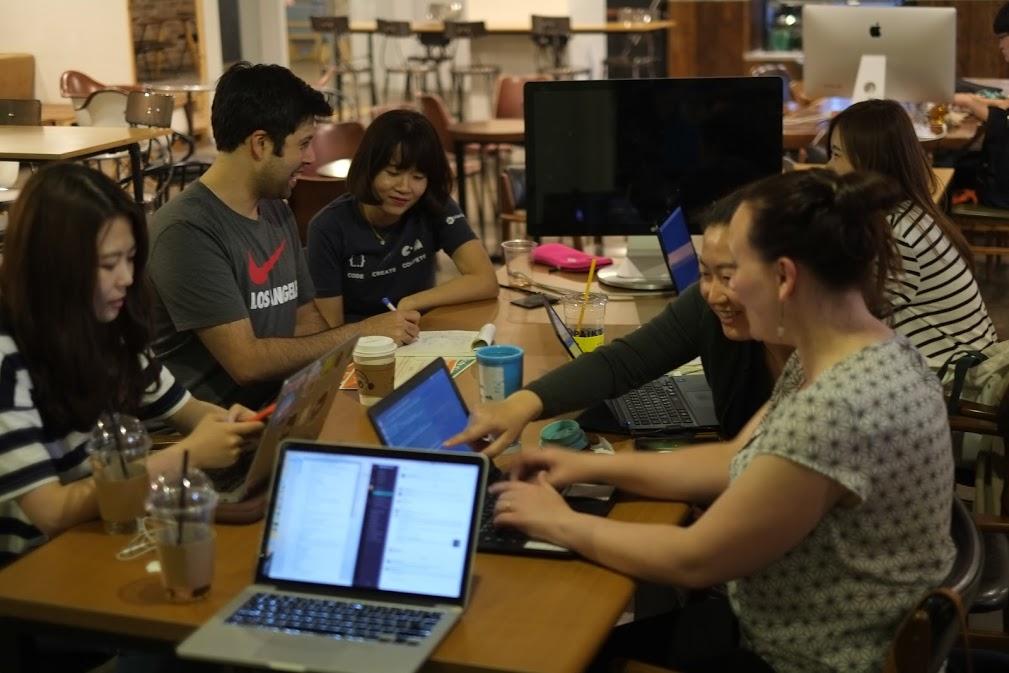 Organizers meeting
