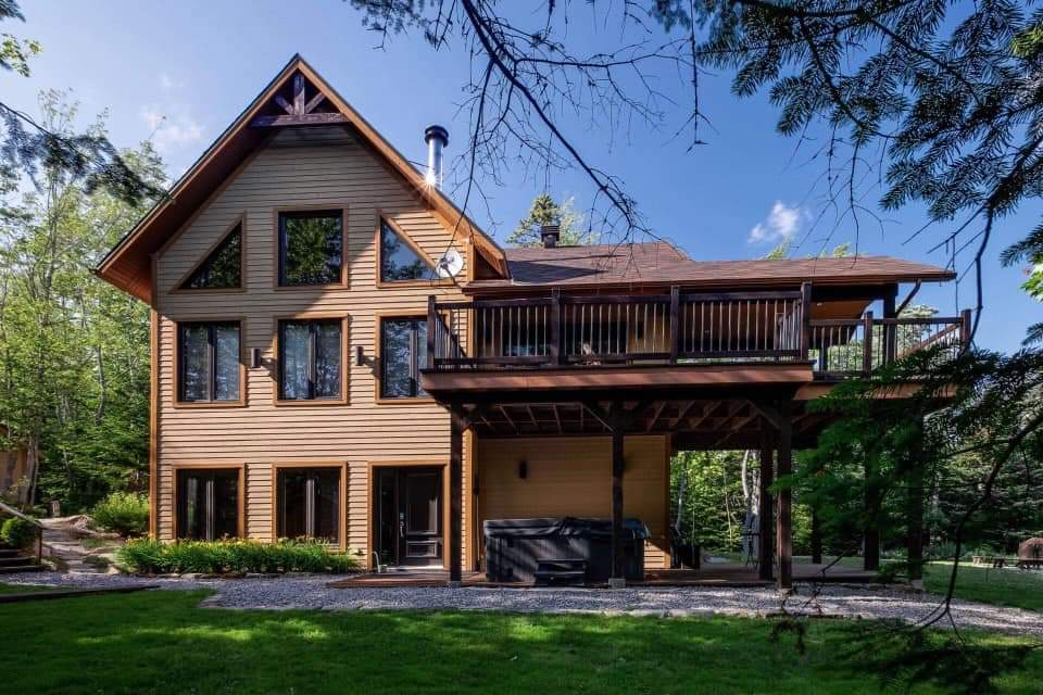 Cottages for rent in Charlevoix #3