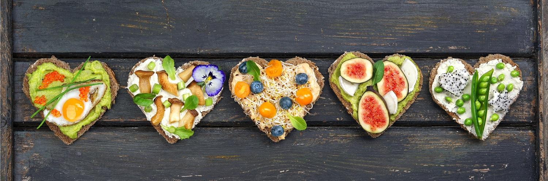 Comida y amor