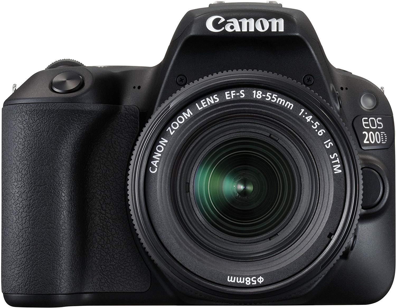 Canon EOS 200D Best DSLR