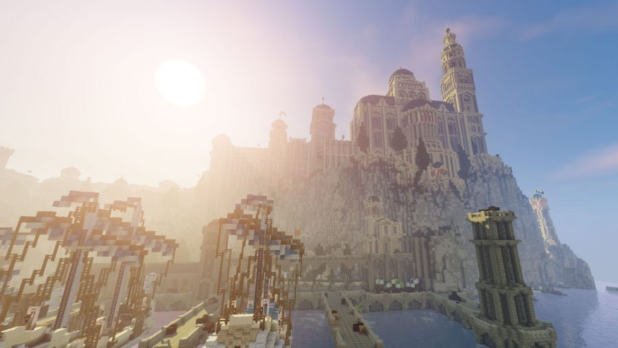 Minecraft servers - Minecraft Middle Earth