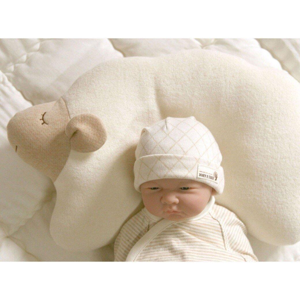 5 หมอนรองนอน สำหรับเด็กทารกเพื่อการนอนหลับที่ดี! 02