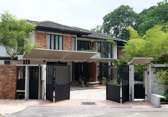 Rumah bata merah malaysia
