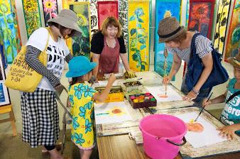 ひまわり絵画教室