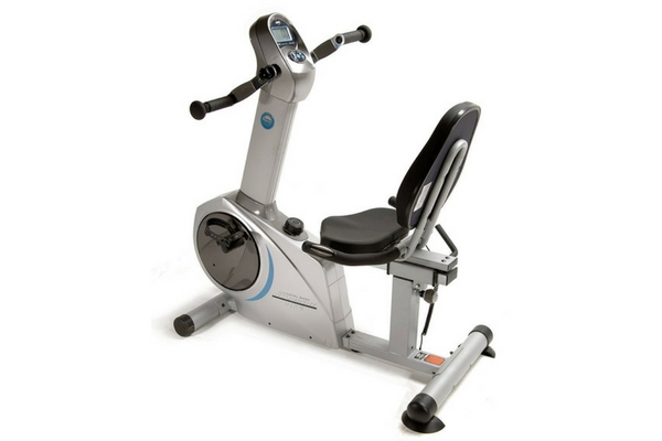 An example of a a Recumbent Bike