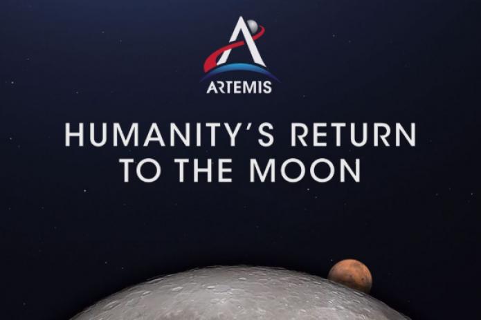 NASA представило «Пакт Артемиды» — глобальное соглашение об исследовании Луны