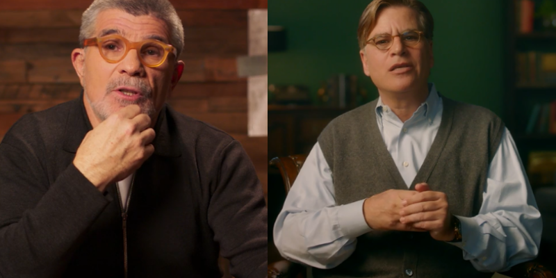 the screenwriting masterclass by aaron sorkin and david mamet