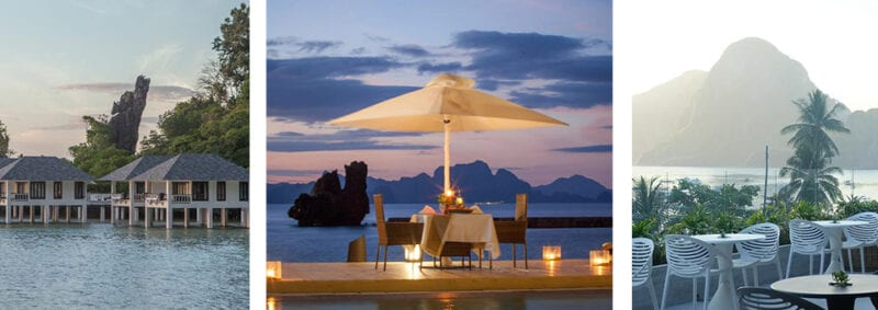 Luxury El Nido Resorts el nido resorts lagen island