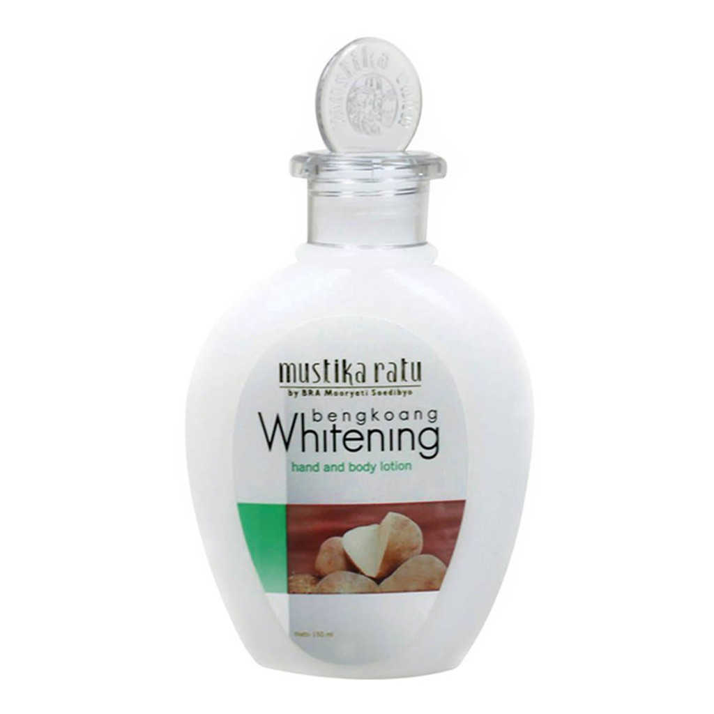 Mustika Ratu Bengkoang Whitening Hand and Body Lotion