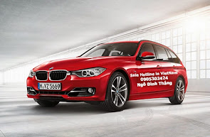 BMW 320d Touring Efficient Dynamics Edition
