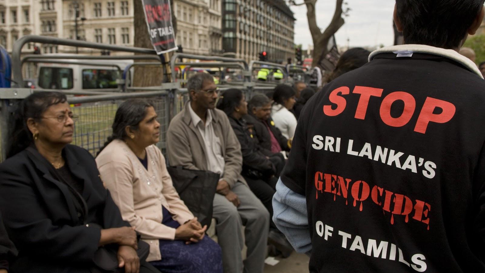 Overview of the Sri Lankan Civil War