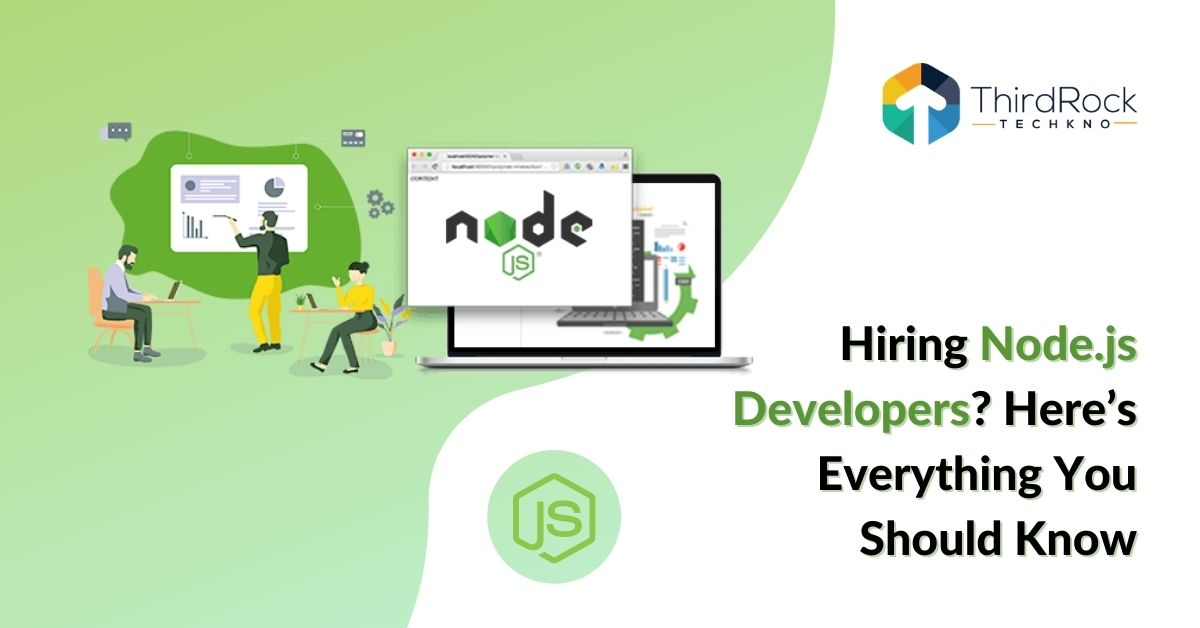 Hiring node js developers