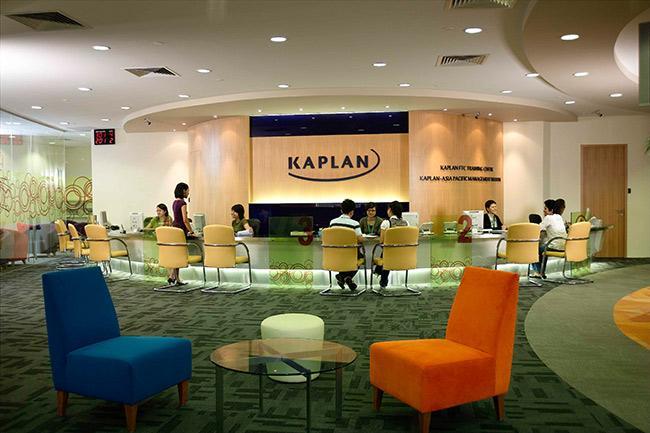 kaplan singapore Học viện Kaplan, Singapore
