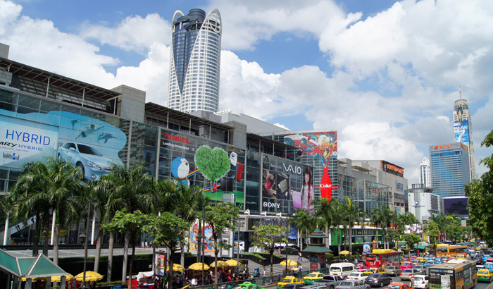Image result for central world bangkok