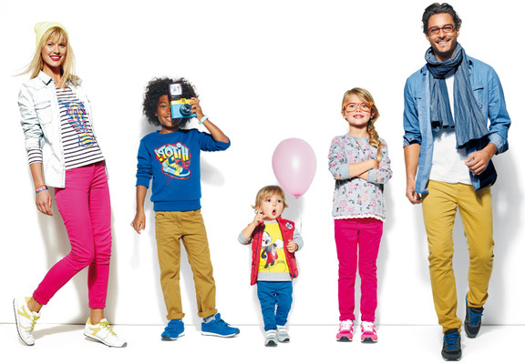 Ещё один демократичный магазин для всей семьи. Здесь большой выбор детской  одежды 5d3be086ec96b