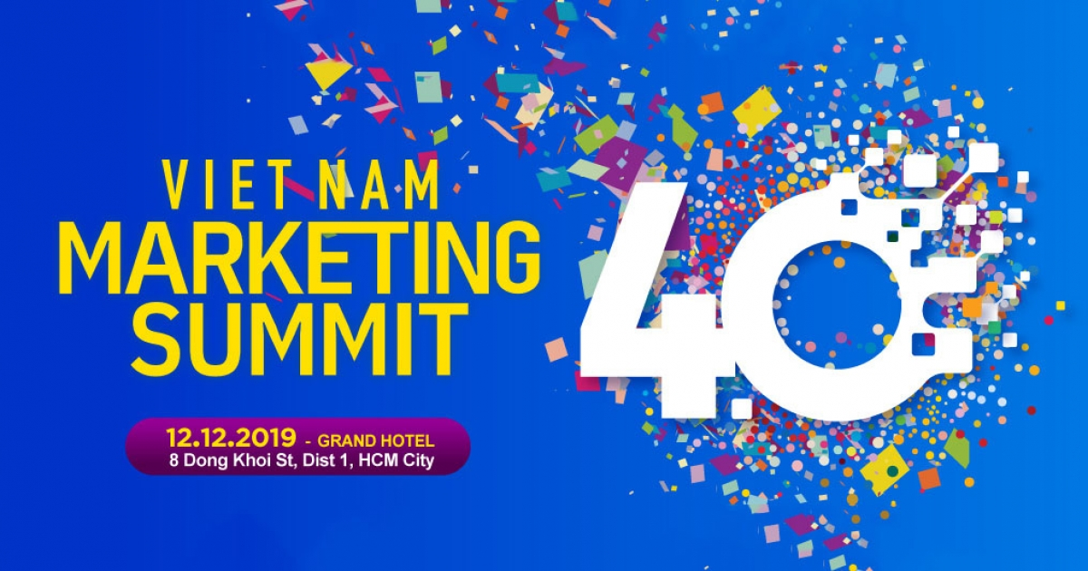 Vietnam Marketing Summit 2020