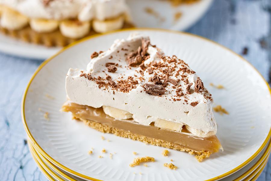 Dessert Recipes I Banoffee Pie
