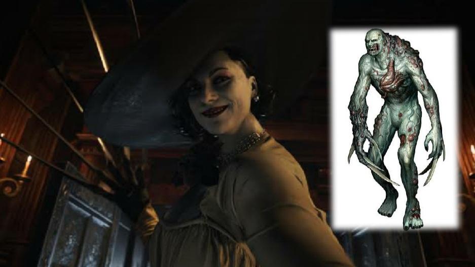 Resident Evil Village : Lady Dimitrescu เป็นใคร มีที่มายังไง?4