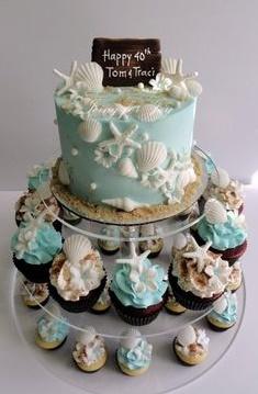 Ai sao nên chọn bánh sinh nhật kết hợp bánh cupcake? - 187664