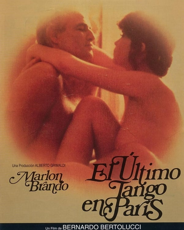El último tango en París (1972, Bernardo Bertolucci)