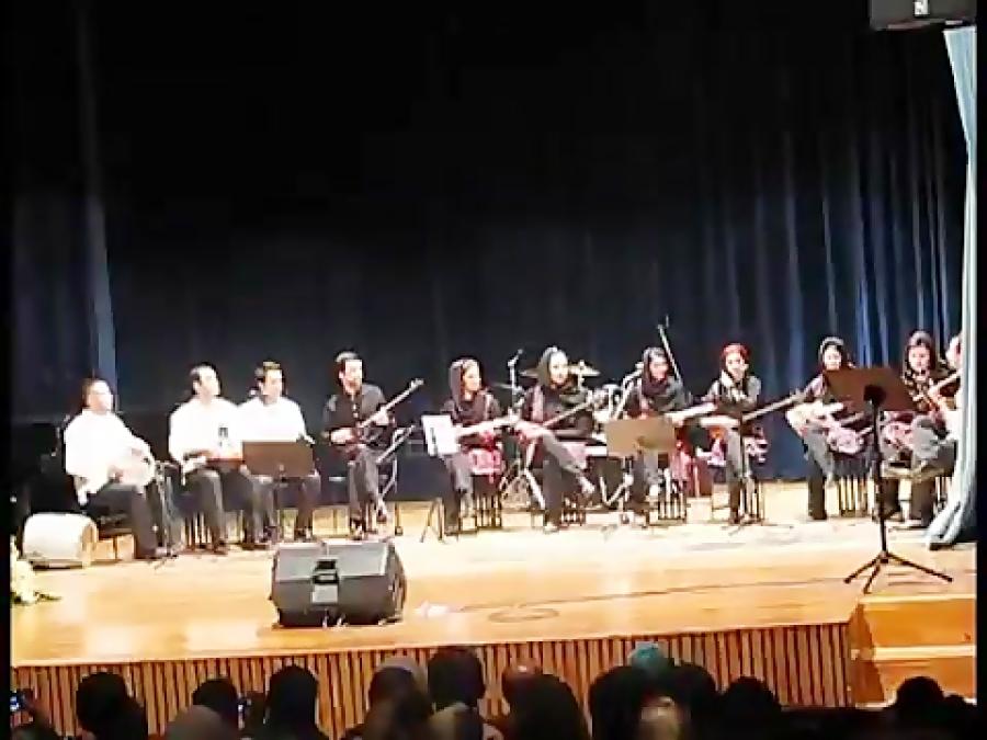 کنسرت شماره ۱۹ آموزشگاه موسیقی فریدونی ۲۲ مهر ۱۳۹۰ فرهنگسرای نیاوران