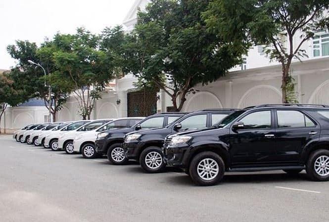 Dịch vụ thuê xe 7 chỗ uy tín và chuyên nghiệp