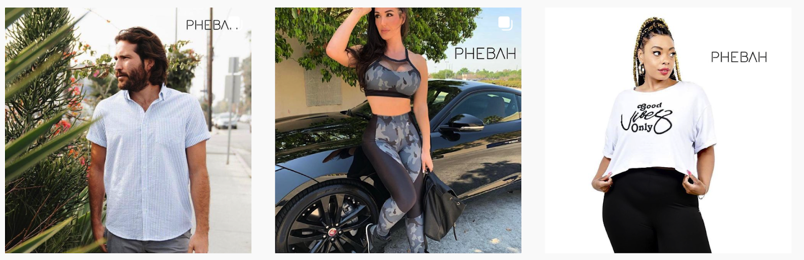 Phebah | Casual wear, Sports wear collection | Fashion Brands Featured on Afluencer