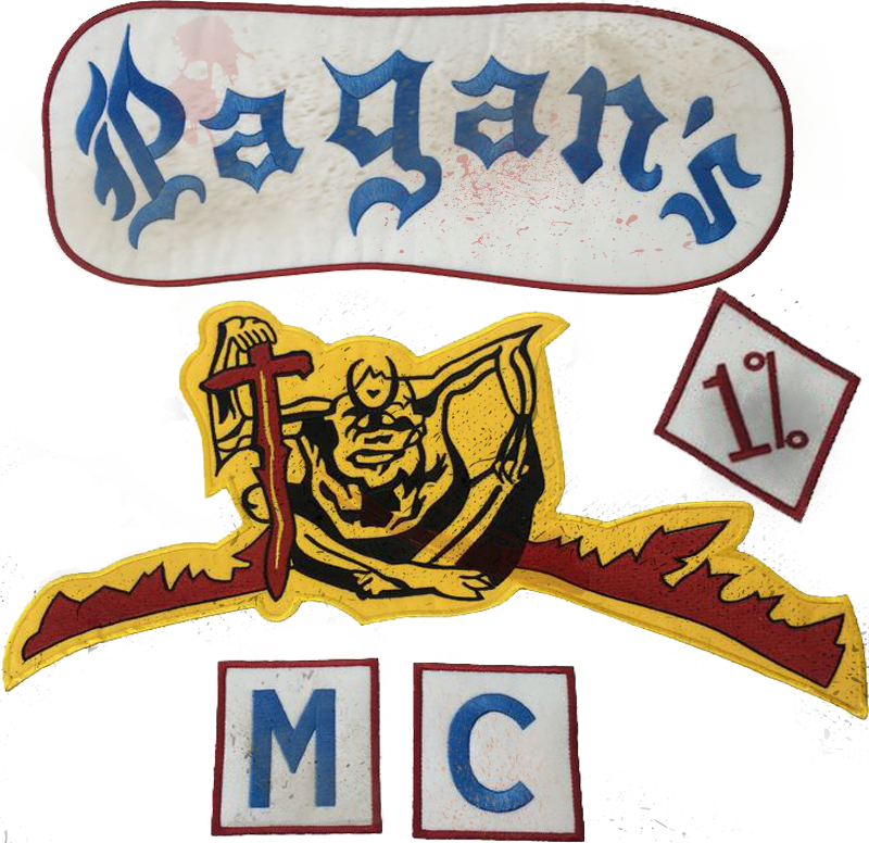 Pagans Motorcycle Club Gather | Asdela
