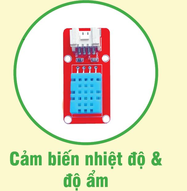 Cảm biến nhiệt độ độ ẩm DHT11
